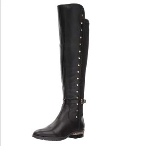 Vince Camuto pelda riding over the knee OTK boots